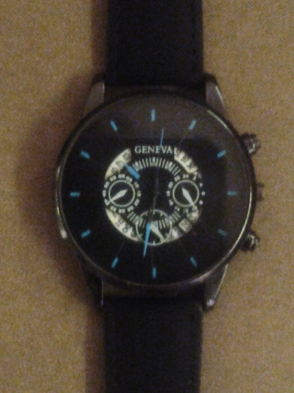 Relógio Casual Geneva