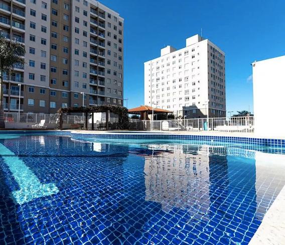 Apartamento 3 Quartos Em Condomínio Estilo Resort
