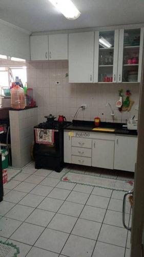 Imagem 1 de 18 de Apartamento À Venda, 86 M² Por R$ 390.000,00 - Demarchi - São Bernardo Do Campo/sp - Ap3373