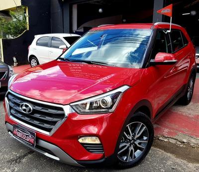 Hyundai Creta 2.0 Pulse Flex Automático 2017 Vermelho