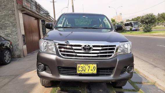 Toyota Hilux Pick Up 4x2 2012