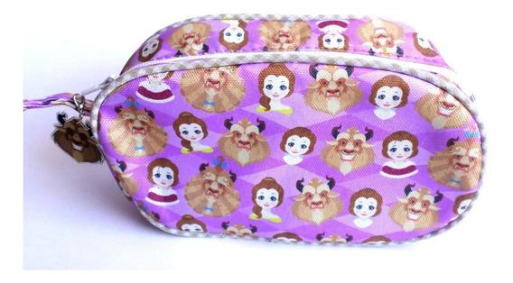 Neceser La Bella Y La Bestia Porta Maquillaje Disney Beauty