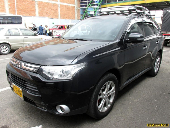 Mitsubishi Outlander 2.4 At Aa Full Equipo