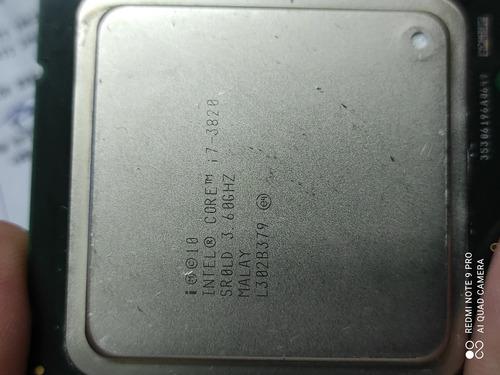 Cpu Intel Core I7 3820