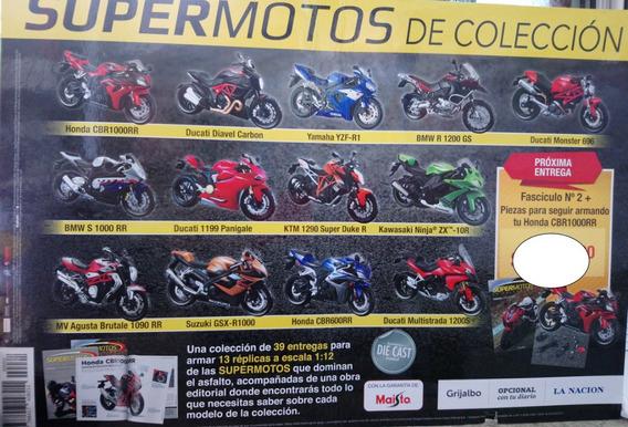 Supermotos De Colección Ducati Diavel Carbon # 4