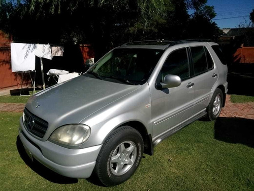 Mercedes Benz Ml 320 Luxury 2001 Naftera