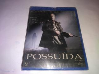 Blu-ray Possuída Kevin Costner Original Novo E Lacrado!!