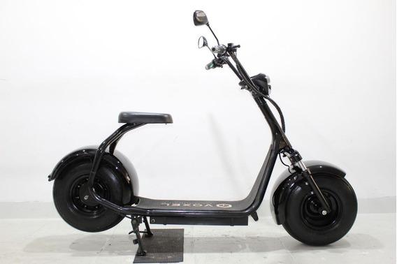 Moto Elétrica Scooter Voxel Vx800 2019 Preta