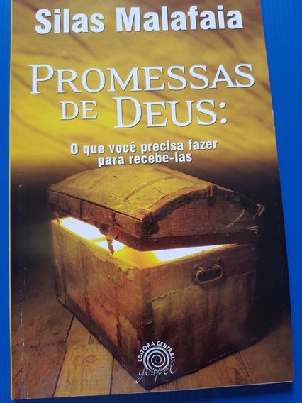 Livro: Promessas De Deus Silas Malafaia