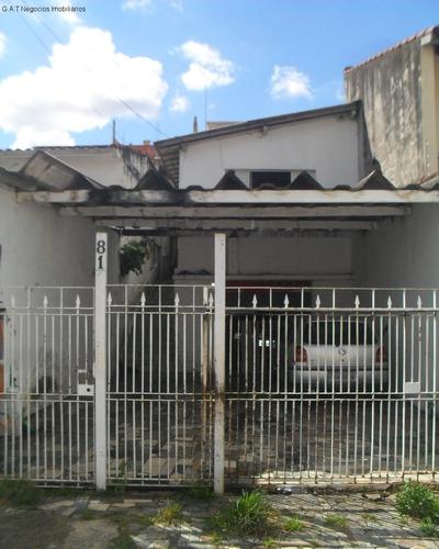 Imagem 1 de 12 de Casa  À Venda No Jardim Paulistano - Sorocaba/sp - Ca10013 - 33899563