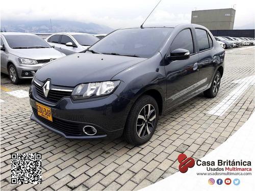 Renault Logan Privilege 4x2 Mecánico  Gasolina