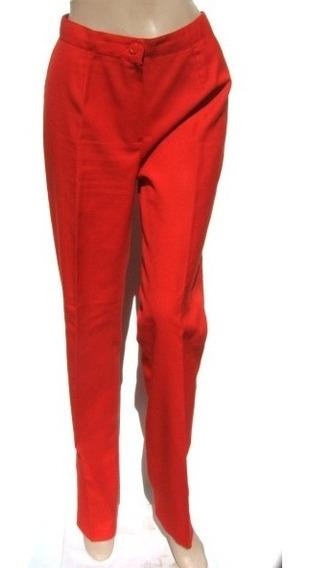 Pantalon Rojo Mujer Pantalones De Vestir Ayres En Mercado Libre Argentina