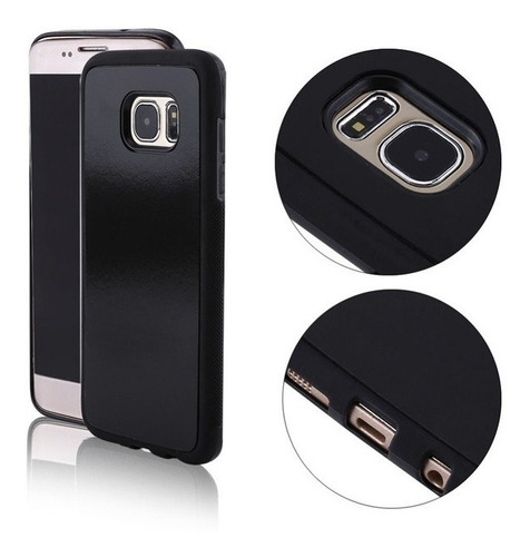 Capa Nano Anti Gravidade Samsung S5, S6, S7, S7edge  Gruda!