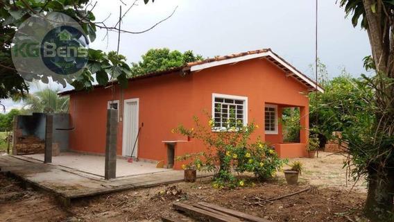 Chácara À Venda, 23000 M² Por R$ 410.000,00 - Mato Dentro - Artur Nogueira/sp - Ch0017