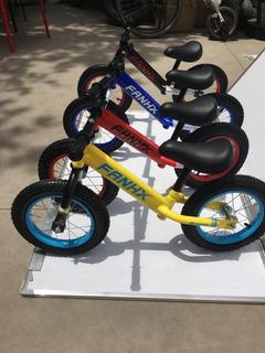 Bicicleta Aprendizaje Niños Aro 12