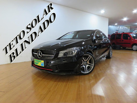 Mercedes Cla 250 2.0 Sport Turbo Aut Top Blindado C/ Teto