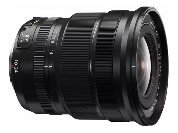 Lente Fuji Fujifilm Xf 10-24mm F/4 R P/ Xpro2 Xt2 Xt20 Xh1
