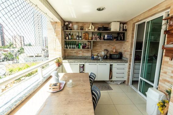 Apartamento Em Dionisio Torres, Fortaleza/ce De 94m² 3 Quartos À Venda Por R$ 650.000,00 - Ap333153