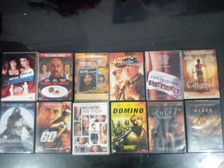 Peliculas En Dvd Original Varios Géneros