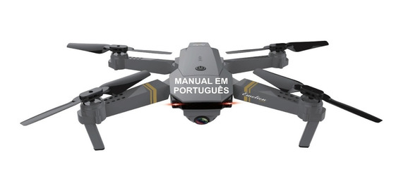 Manual Drone Eachine E58 Jy019 Em Português Por E-mail