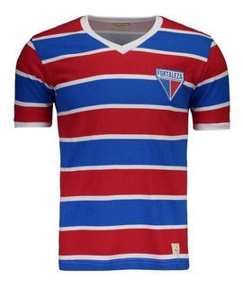 Camisa Retrômania Fortaleza 1983