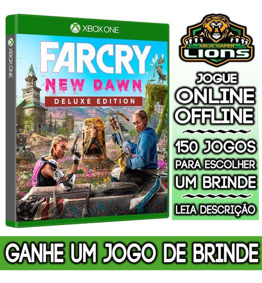 Far Cry New Dawn Deluxe Edition Xbox One + Brinde