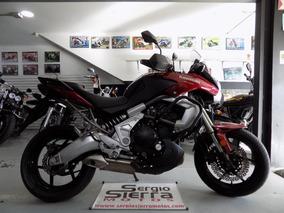 Kawasaki Versys650 Vinotinto 2011