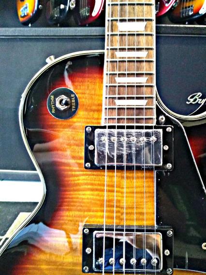 Guitarra Les Paul Lp5 Flamed Maple Sunburst 3ts Top