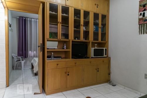 Imagem 1 de 15 de Apartamento Para Aluguel - Embaré, 1 Quarto,  36 - 893211081