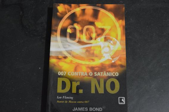 007 Contra O Satanico Dr. No Ian Fleming Livro