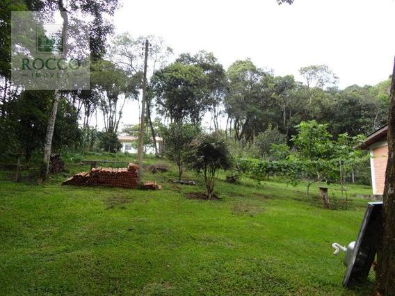 Chácara Rural À Venda, Nemari, Piraquara. - Ch0003