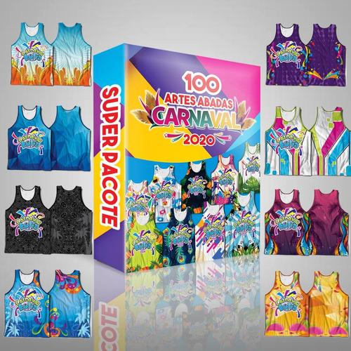 100 Artes Estampas Abada Camisas De Carnaval 2020 Em Corel