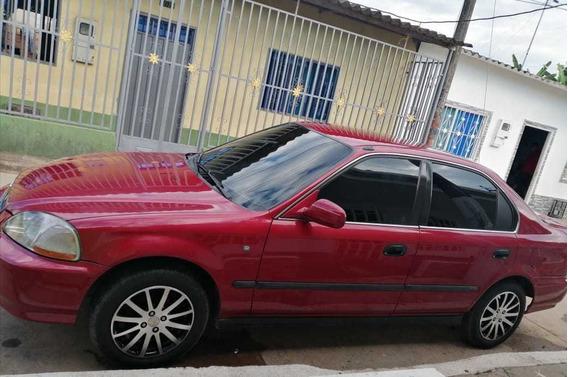 Honda Civic 1998, Vendo O Permuto Por Chevrolet Gran Vitara