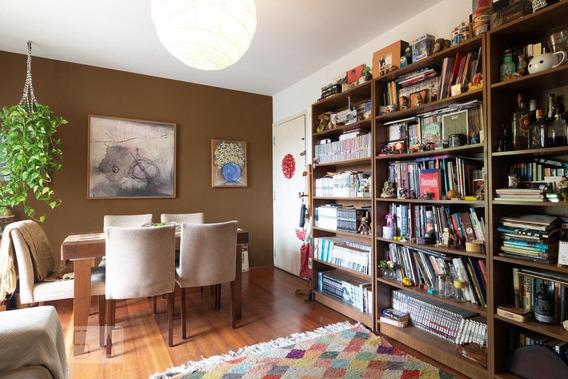 Apartamento Para Aluguel - Santo Amaro, 2 Quartos, 75 - 893015402