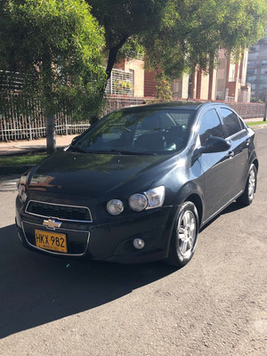 Chevrolet Sonic Lt 2014 72600 Km Full Equipo $ 28.500.000