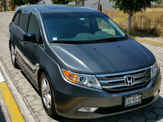 Honda Odyssey 3.5 Touring Minivan Cd Qc Dvd At 2011