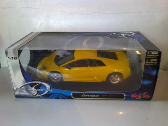 Lamborghini Murcielago Edición Especial 1:18 Maisto