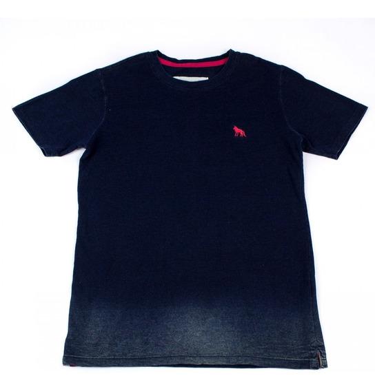 Camiseta Infantil Masculina Acostamento Manga Curta