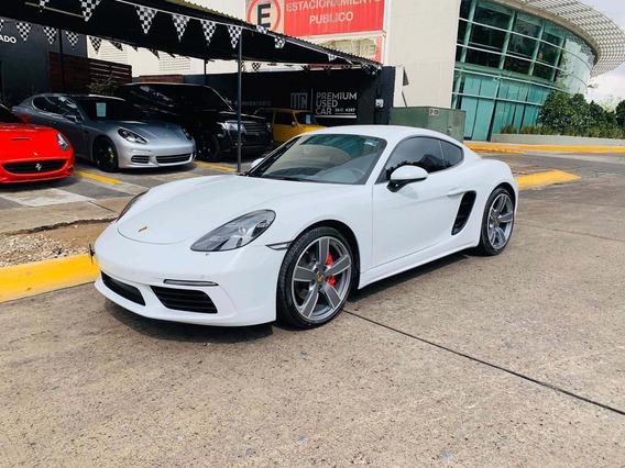Porsche Cayman 2.5 S Pdk 718 At 2018