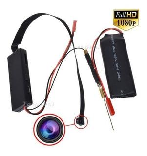 Mini Camara Espia Hd Wifi Microfono Tiempo Real 1920*1080