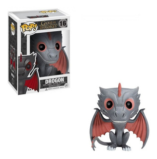 Figura Funko Pop Games Of Thrones - Drogon 16