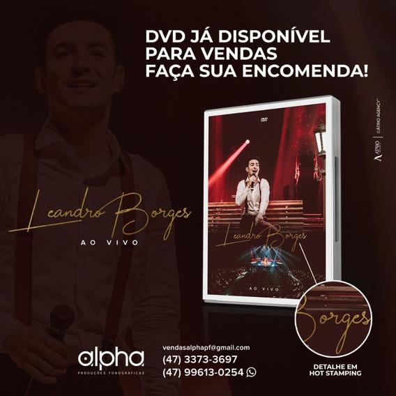 Dvd Leandro Borges - Ao Vivo
