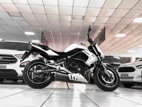 Kawasaki Er6n Ano 2011 Abs Financiamos Em Até 36x