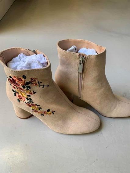 Botas Zara - Nuevas!