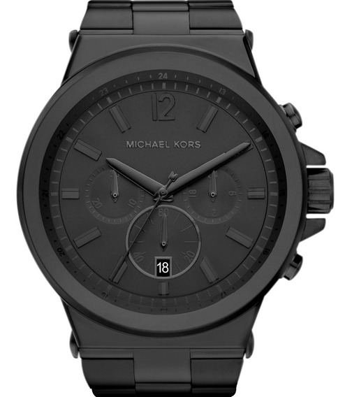 Relógio Michael Kors Masculino Original Garantia Mk8279/1pn