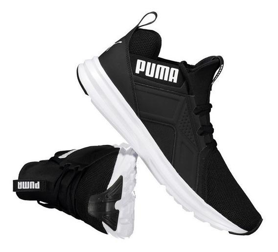 Tênis Puma Enzo Mesh Preto - Original