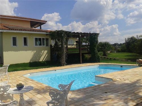 Casa Em Condominio Em Itatiba . - Ca2833