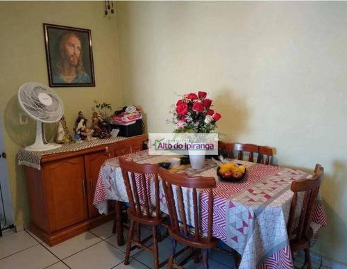 Apartamento Com 3 Dormitórios À Venda, 62 M² Por R$ 415.000,00 - Ipiranga - São Paulo/sp - Ap5473
