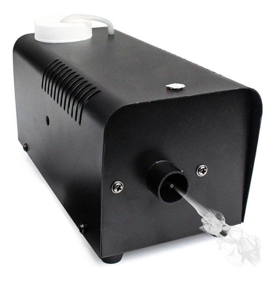 Máquina De Fumaça 600w Controle Sem Fio Boate Eventos 80812