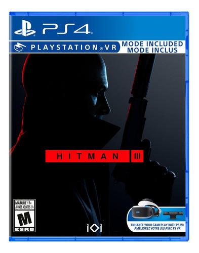 Hitman 3 Standard Edition IO Interactive A/S PS4 Físico